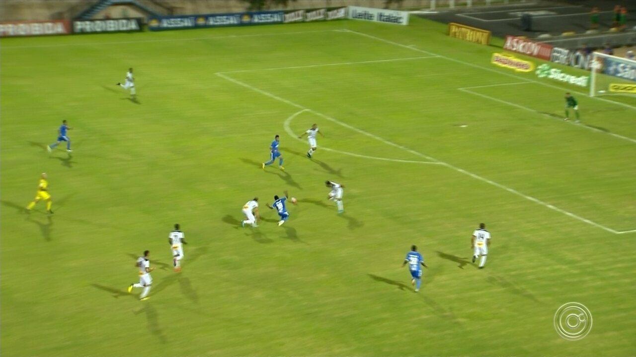 São Bento vence Bragantino na despedida do Paulistão