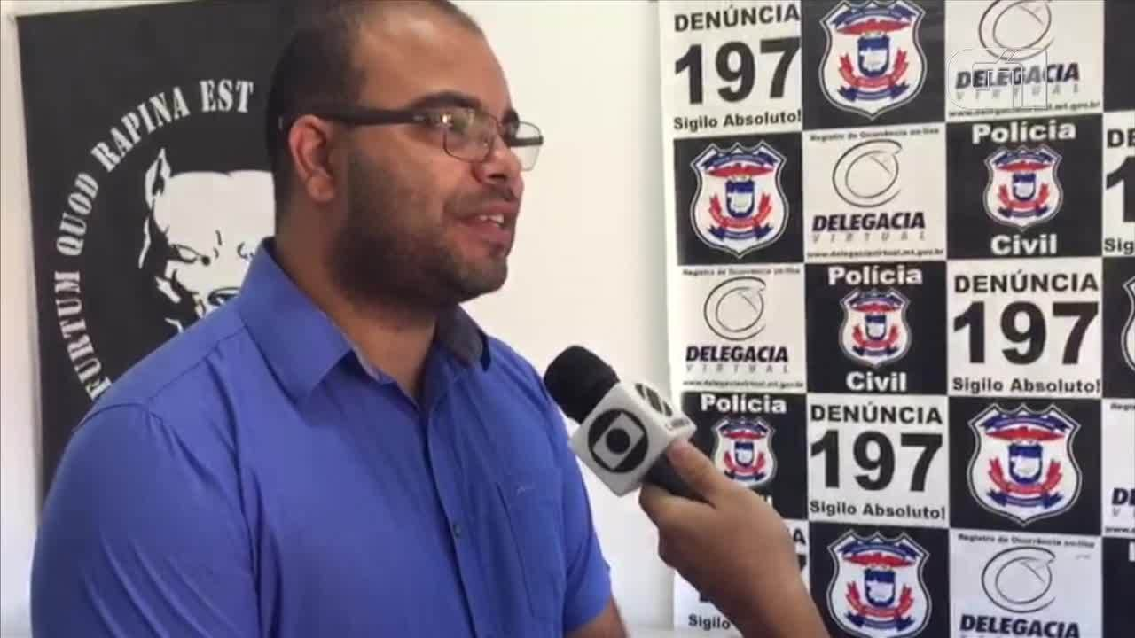 Delegado fala sobre quadrilha que aplicou golpe contra índios em MT