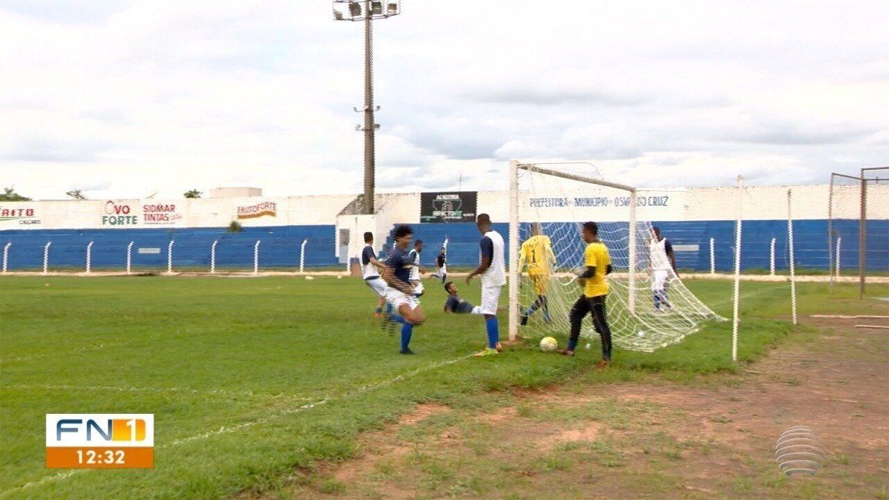 Preparação do Osvaldo Cruz para a Segundona é um dos destaques do FN 1; assista