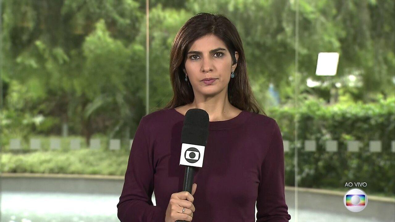 Andreia Sadi: 'Maia se irritou com críticas de um dos filhos do presidente Bolsonaro'