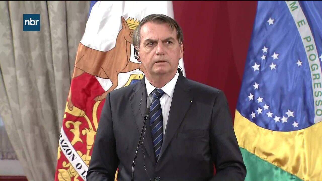 Bolsonaro diz que responsabilidade da reforma da Previdência está no Parlamento