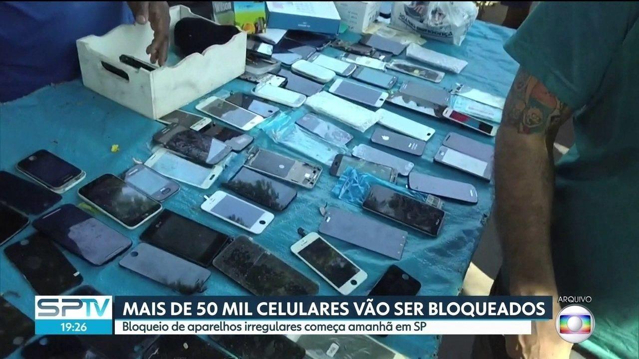 Celulares irregulares serão bloqueados em mais 15 estados brasileiros, incluindo SP
