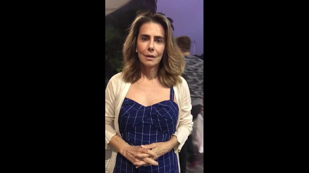 Maitê Proença fala sobre a morte de Domingos Oliveira: 'Era meu mestre'