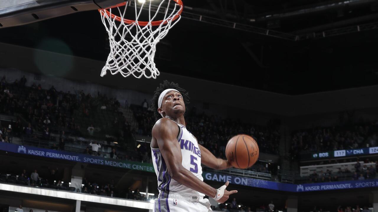 Melhores momentos: Sacramento Kings 112 x 103 Phoenix Suns, pela NBA