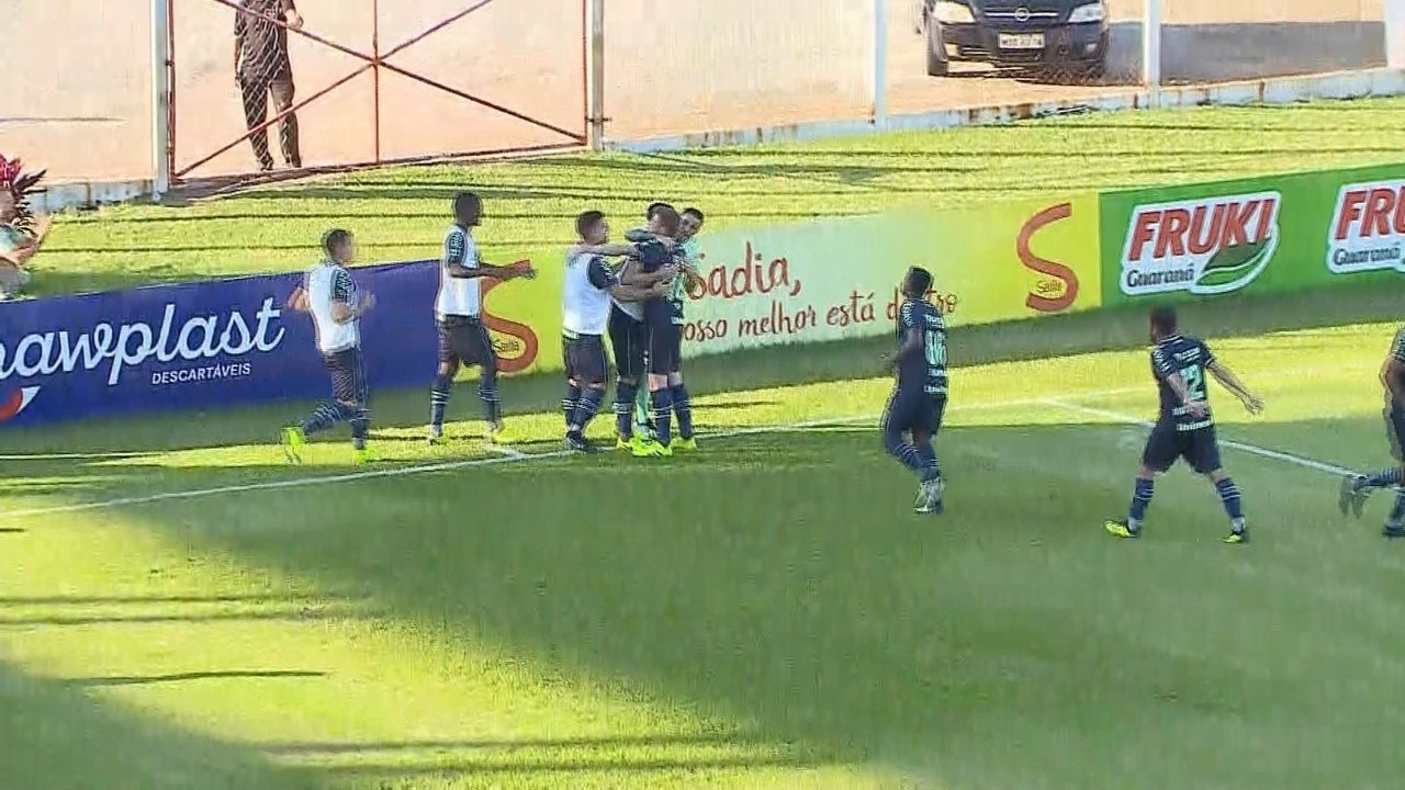 Os gols de Hercílio Luz 2 x 3 Chapecoense