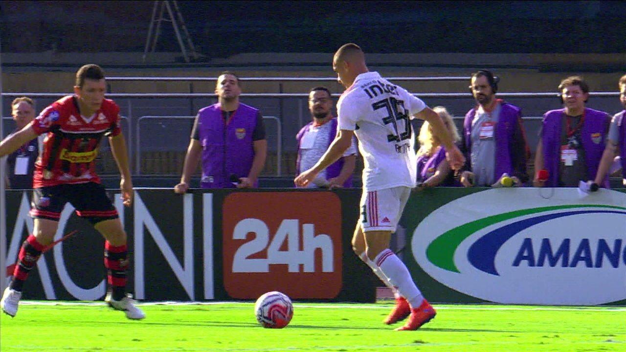 Melhores Momentos: São Paulo 2 x 1 Ituano pelas quartas de final do Campeonato Paulista.