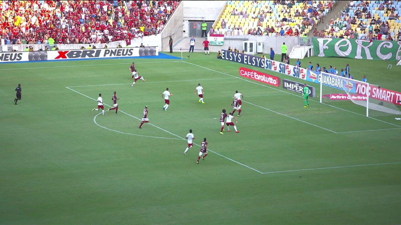 Redação SporTV discute reservas do Fluminense no clássico contra o Flamengo