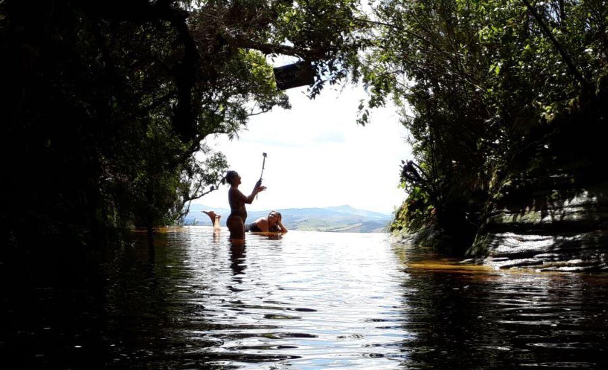 G1 Desafio Natureza: preservação da biodiversidade limita turismo no Ibitipoca