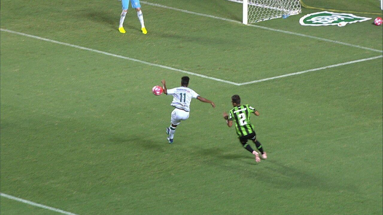 Melhores momentos: América-MG 2 x 0 Caldense pelas quartas de final do Campeonato Mineiro