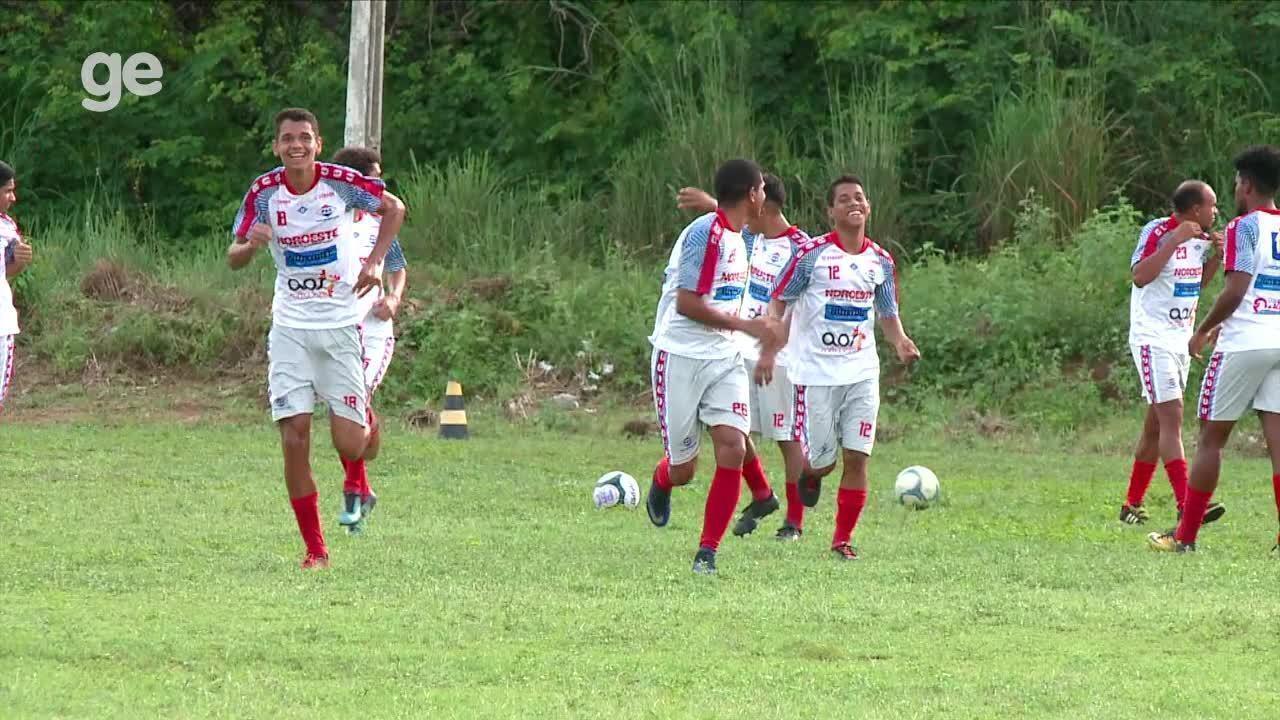 Atletas do Piauí fogem de enxame durante treino do CT do clube