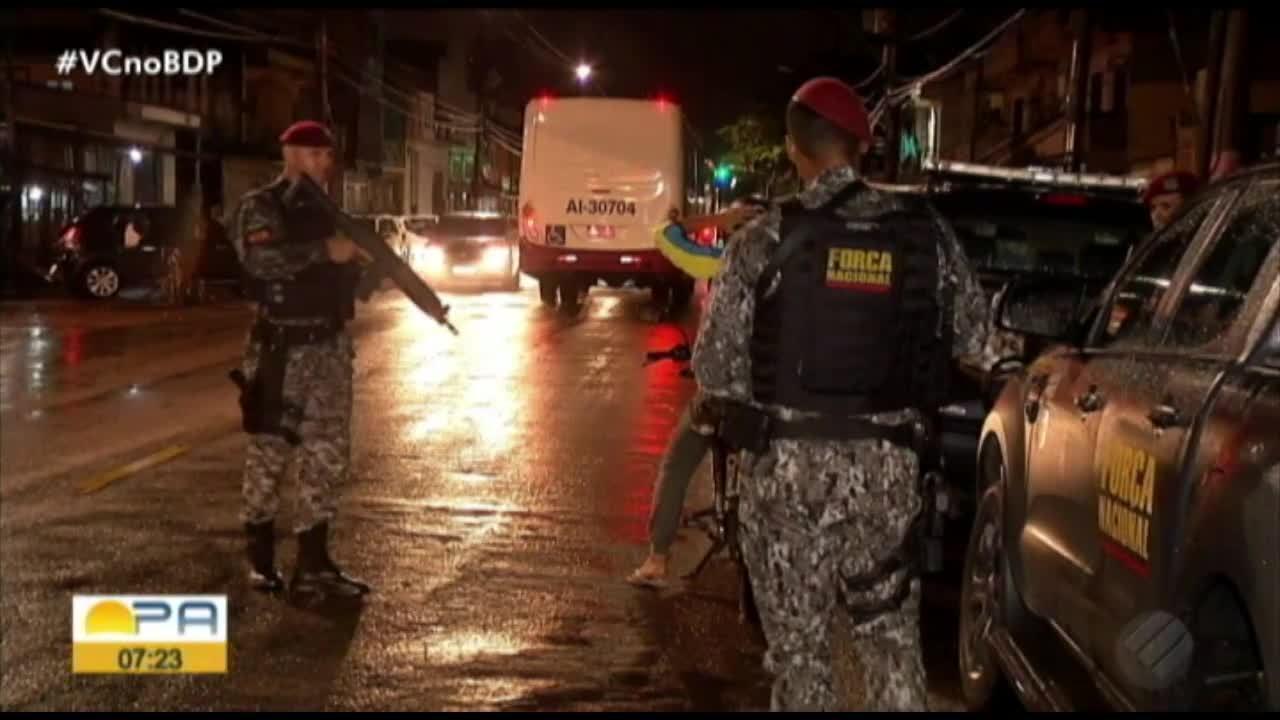 Pará deve implantar territórios de pacificação com ajuda da Força Nacional