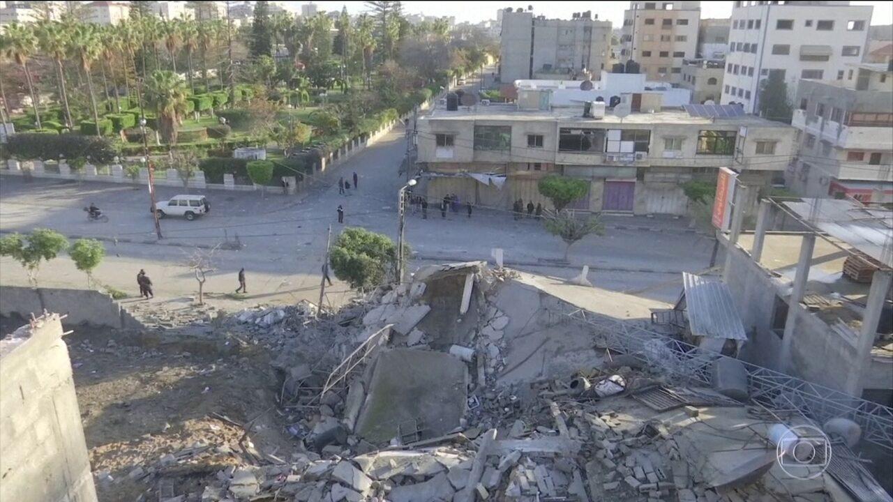 Tensão continua na fronteira de Israel com Gaza