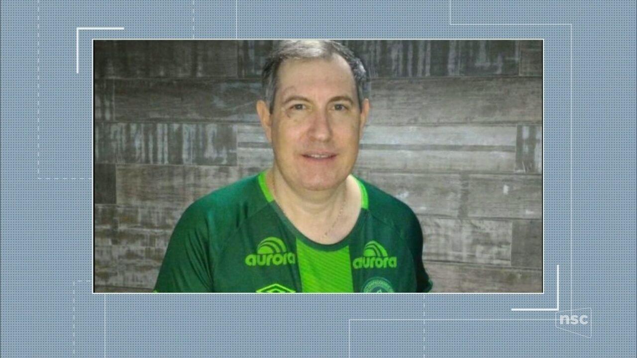 Sobrevivente na tragédia aérea da Chapecoense, Rafael Henzel morre após infarto