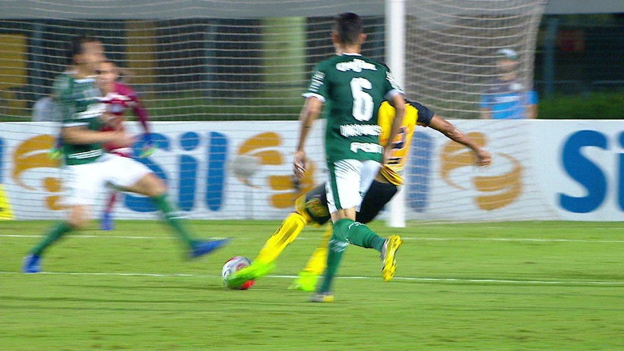 Melhores momentos de Palmeiras 5 x 0 Novorizontino pelas quartas de final do Campeonato Paulista
