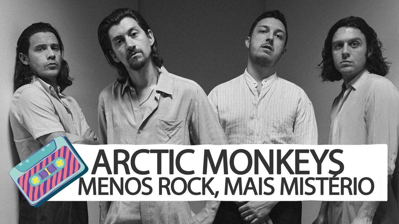 Arctic Monkeys no Lollapalooza em 1 minuto: veja como será o show