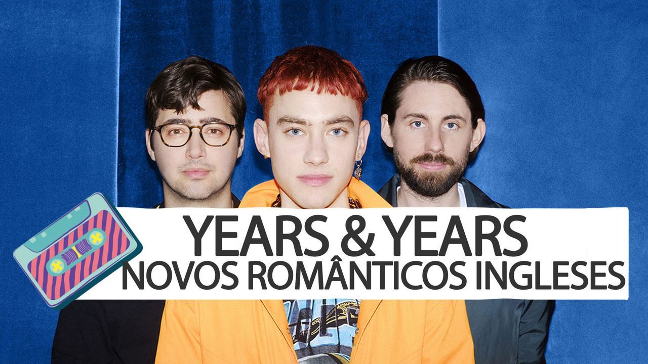 Years and Years em 1 minuto: Lollapalooza 2019