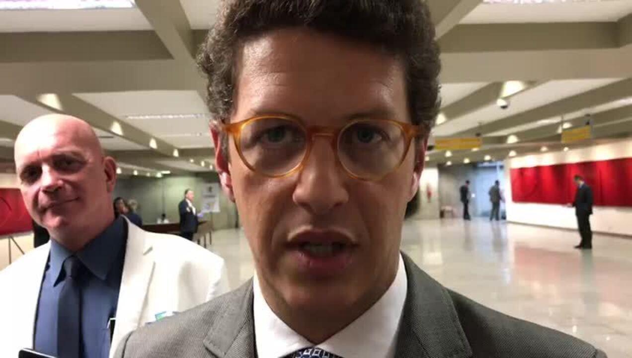 Ricardo Salles disse que governo vai auxiliar estados na fiscalização de barragens