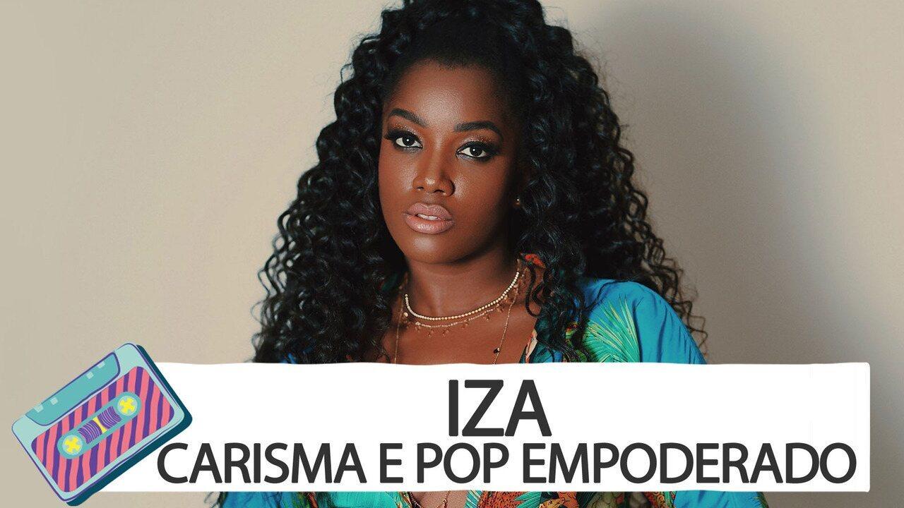Iza no Lollapalooza em 1 minuto: carisma e pop empoderado