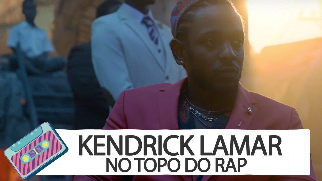 Kendrick Lamar no Lollapalooza em 1 minuto: no topo do rap