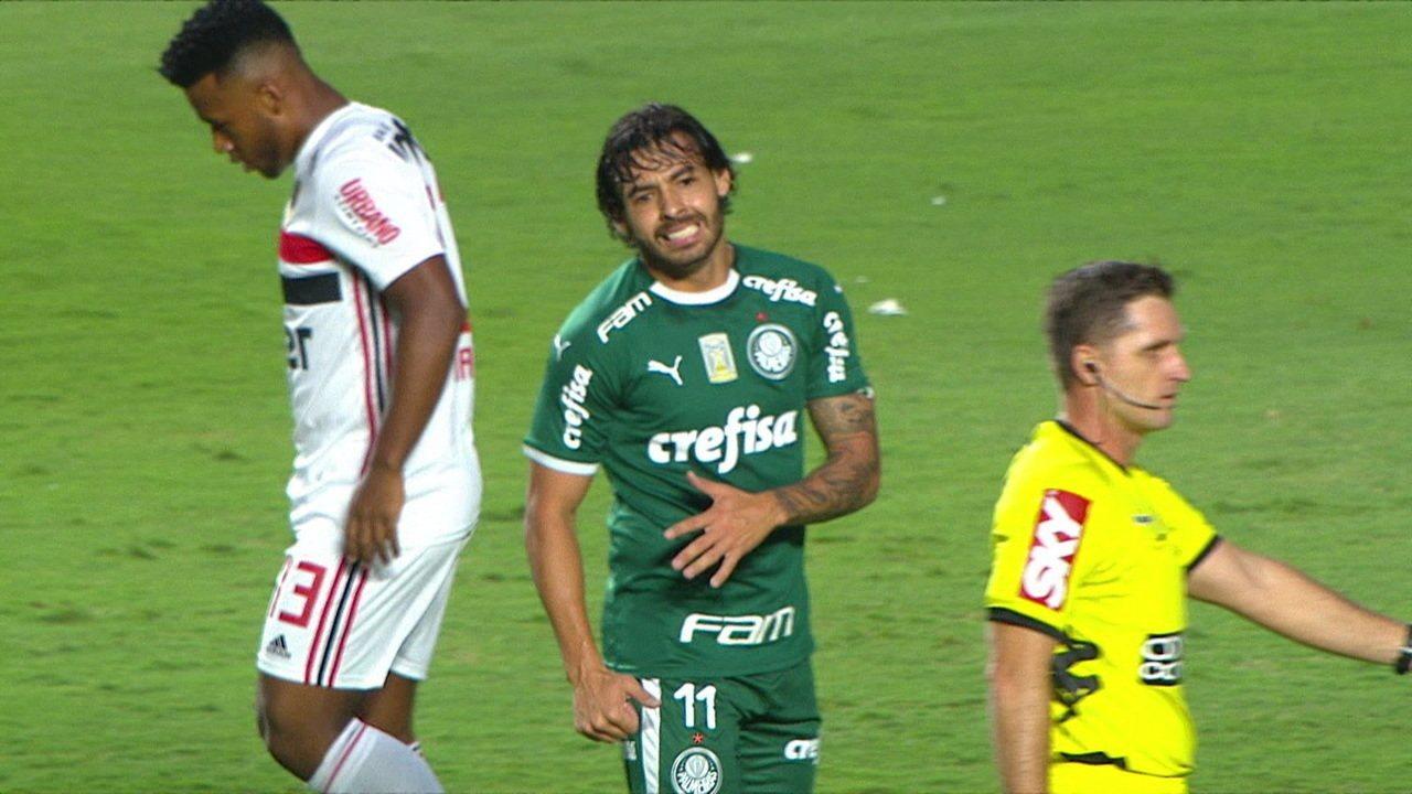 Melhores momentos: São Paulo 0 x 0 Palmeiras pela semifinal do Campeonato Paulista