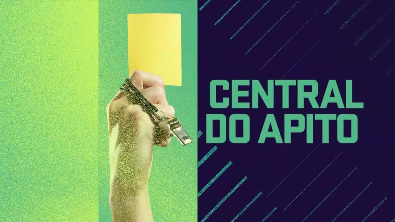 Central do Apito: Ricci comenta decisões de árbitro com o VAR em Boa Esporte x Atlético-MG
