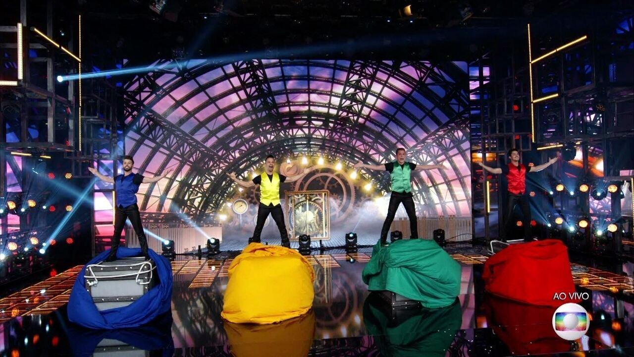 Engana Que Eu Gosto: grupo apresenta show de escapismo