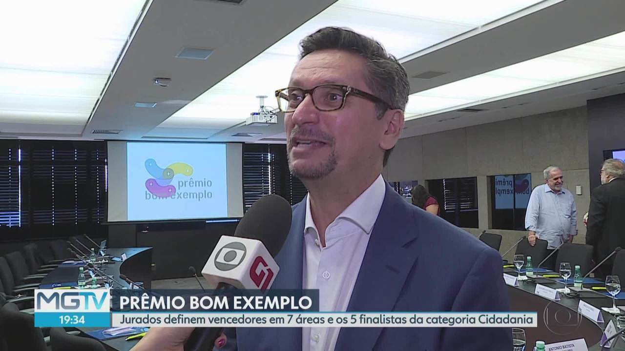 Prêmio Bom Exemplo 2019: Conheça sete vencedores
