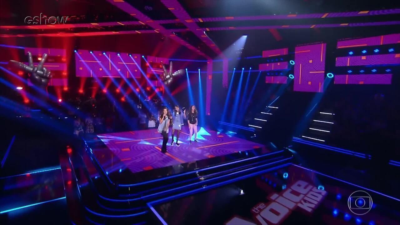 Malu Casanova e sua jornada do The Voice Kids