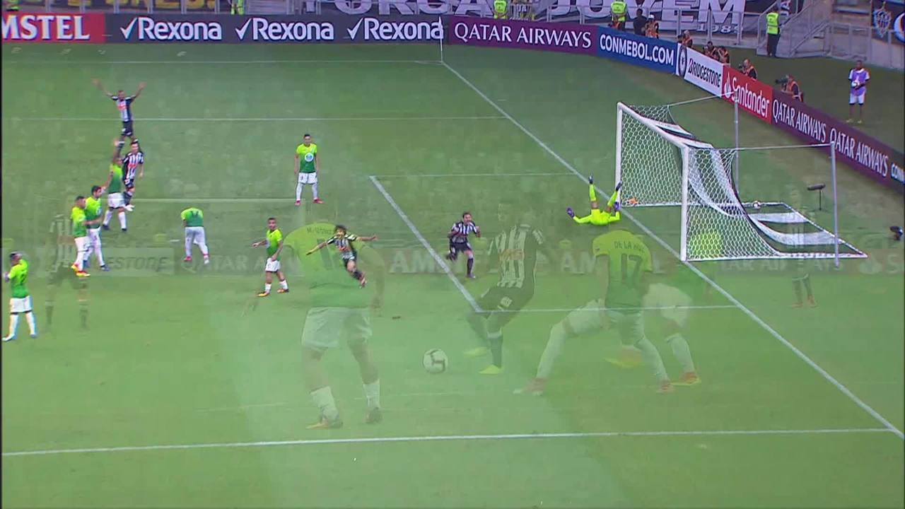 Melhores momentos de Atlético-MG 3 x 2 Zamora, pela Copa Libertadores
