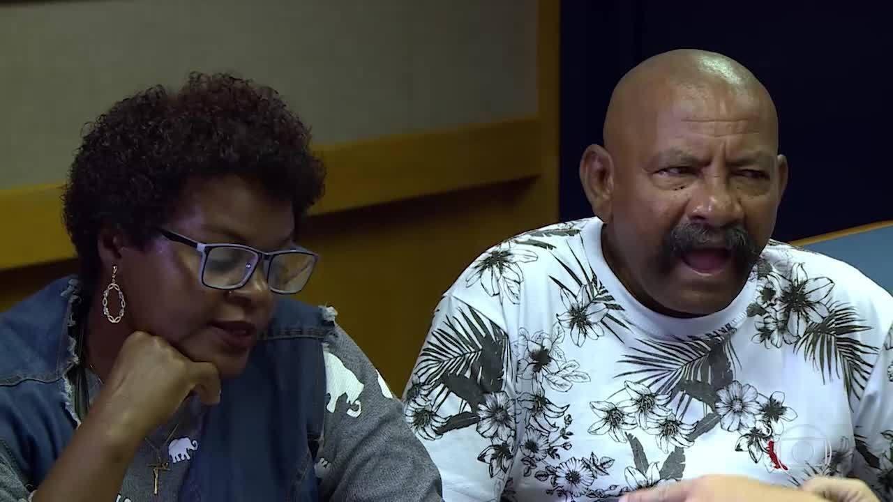 Bigode e Rita começam os ensaios para apresentação no 'Lata Velha'