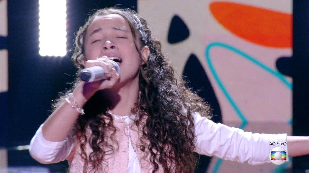 """Luiza Barbosa canta """"Travessia"""""""