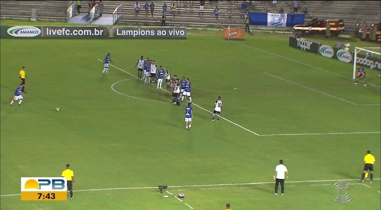Confira como foi a vitória do Botafogo-PB sobre o CSA, pelas quartas de final do Nordestão