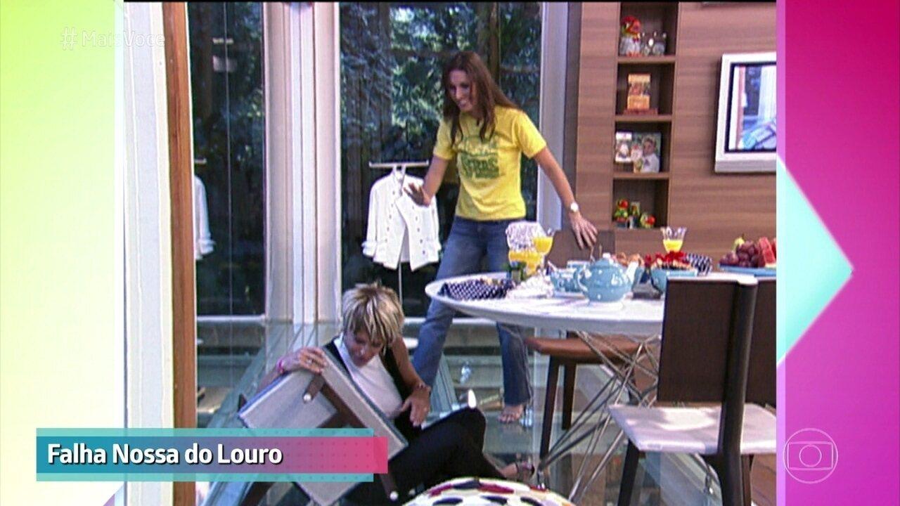 Louro José relembra os erros de gravação mais divertidos de todos os tempos