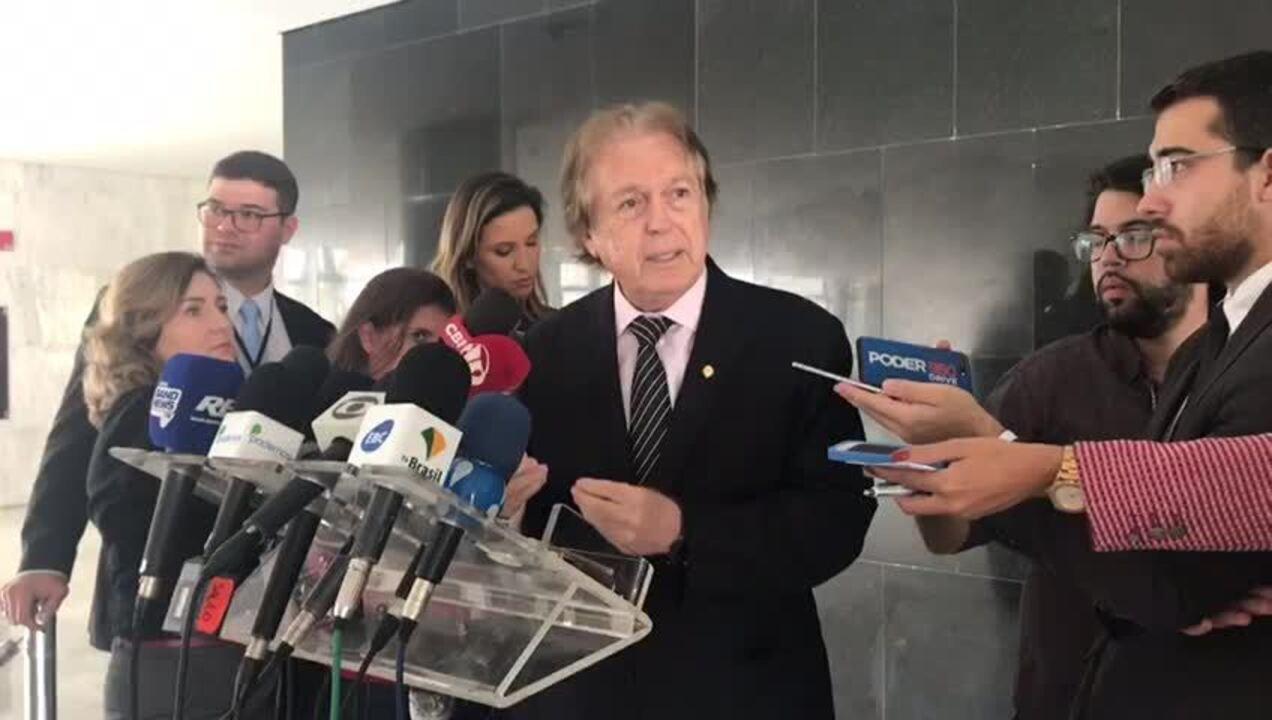 Luciano Bivar disse que o PSL vai fechar questão a favor da reforma da Previdência