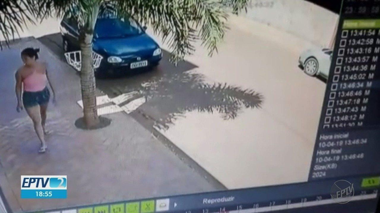 Mulher é morta a tiros no meio da rua, em Dumont, SP, e é ex-marido suspeito é preso