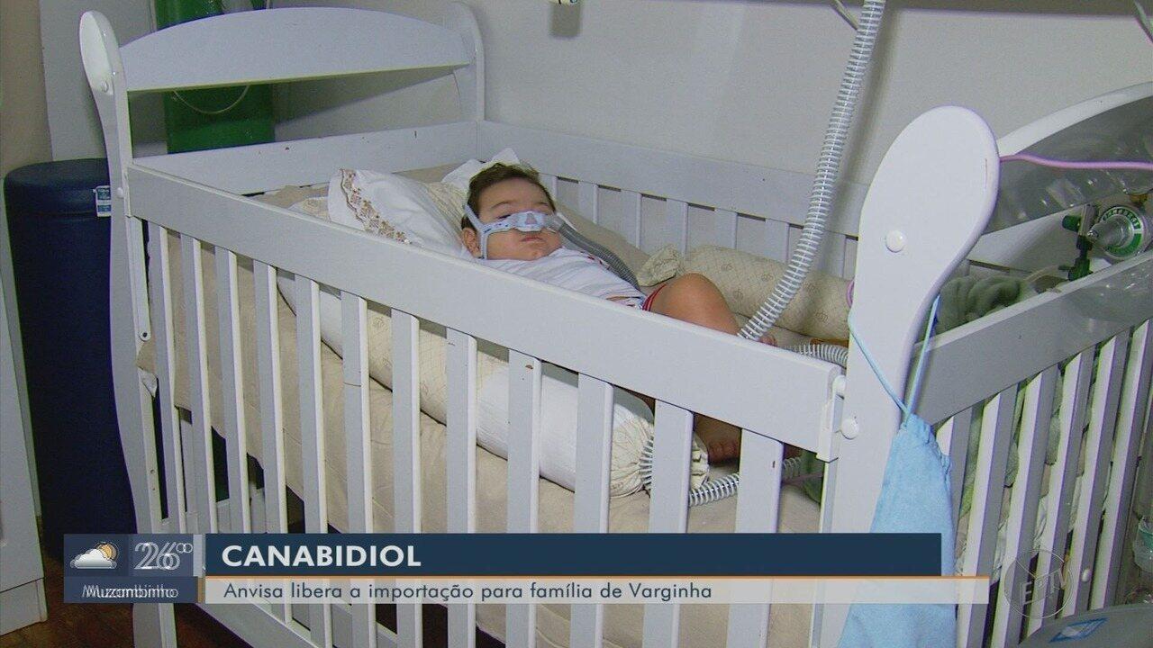 Resultado de imagem para Família consegue autorização para importar medicamento à base de maconha para filho