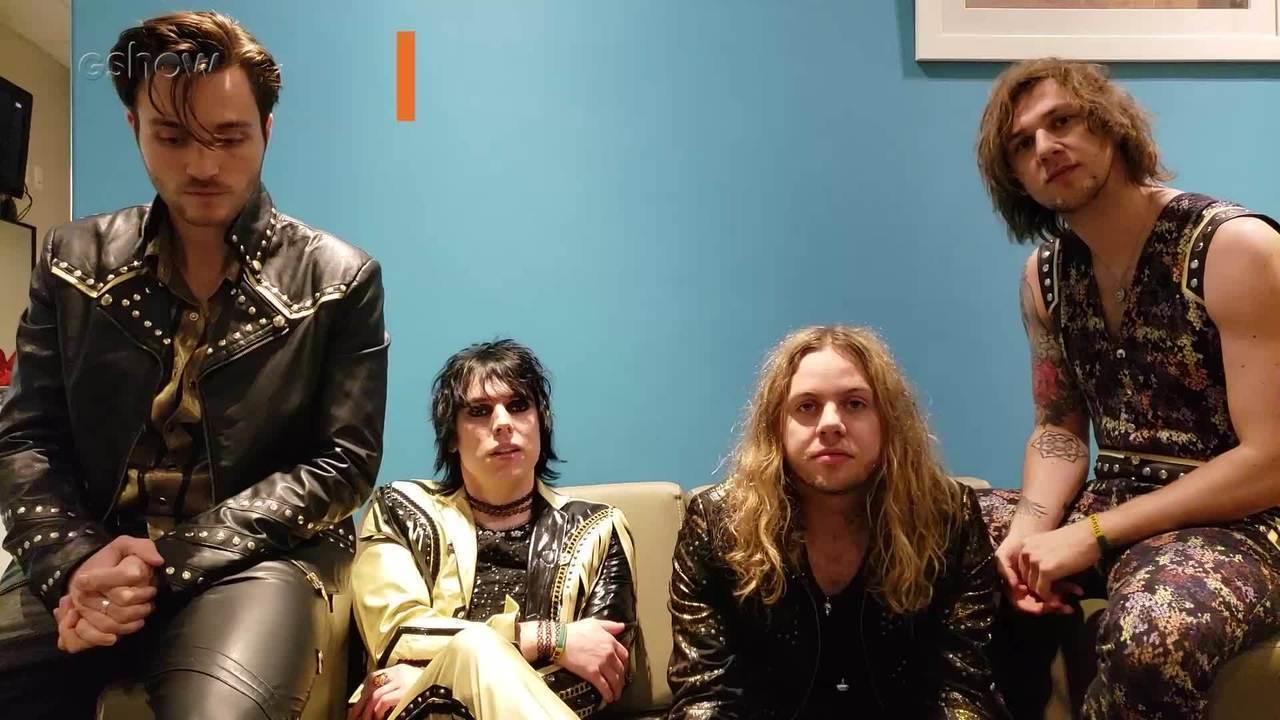 Confira entrevista com 'The Struts', atração do Lollapalooza 2019