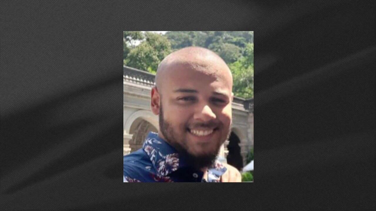 Jovem de 23 anos vítima de bala perdida no RJ estava a caminho do chá de bebê do filho