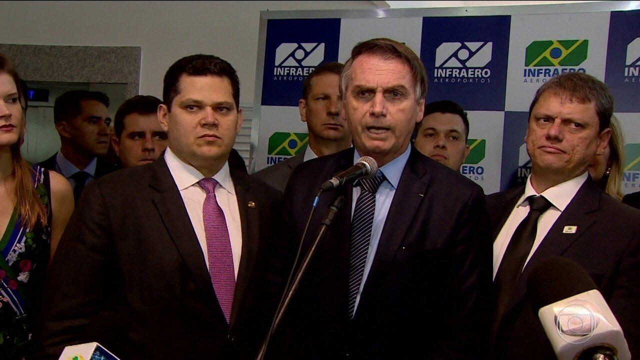 'Responsável vai aparecer', diz Bolsonaro sobre músico que morreu em carro alvejado por 80