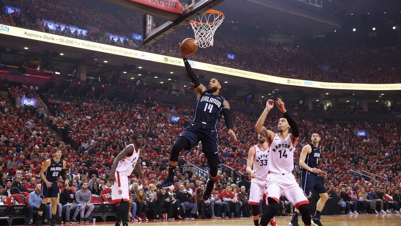 Melhores momentos: Orlando Magic 104 x 101 Toronto Raptors pela NBA