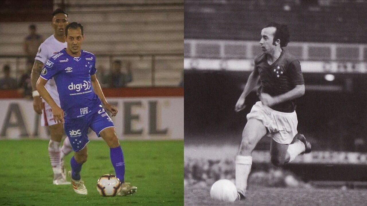 Tostão compara Rodriguinho a ele mesmo nos anos 60