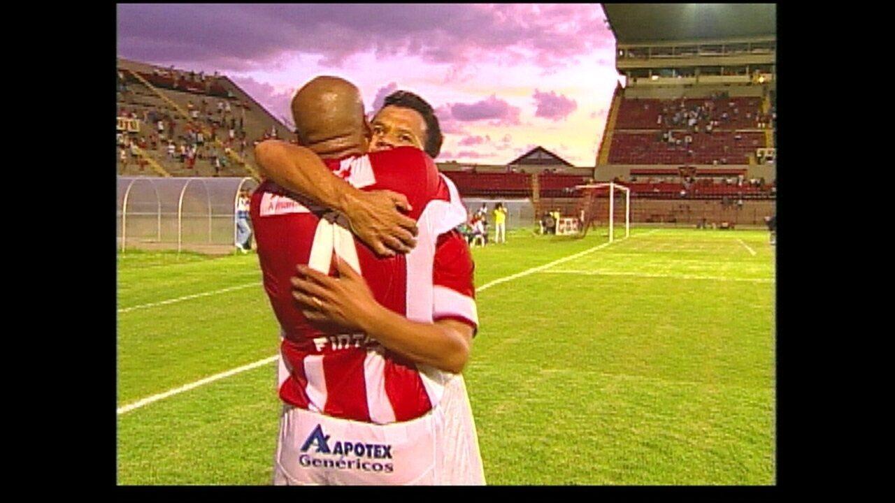 Última vez que Náutico venceu o Sport por dois gols de diferença na Ilha foi em 2004