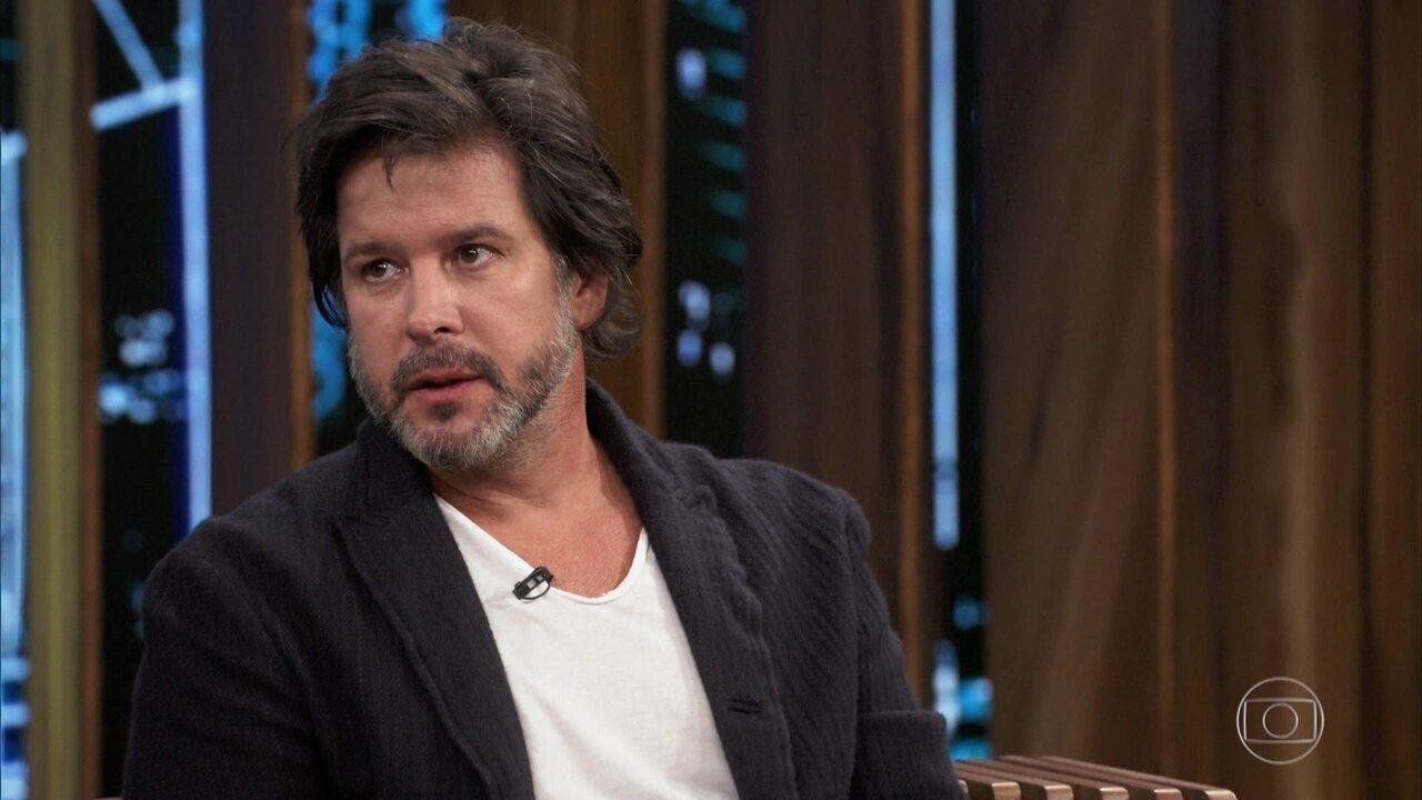 Murilo Benício estreou como diretor de cinema com o filme O Beijo no Asfalto