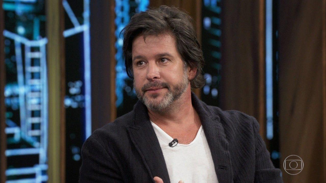 Murilo Benício fala sobre seu trabalho em novelas
