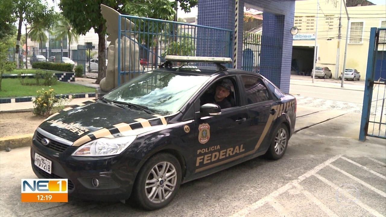 PF apreende carros de pessoas investigadas em esquema milionário de fraude no INSS