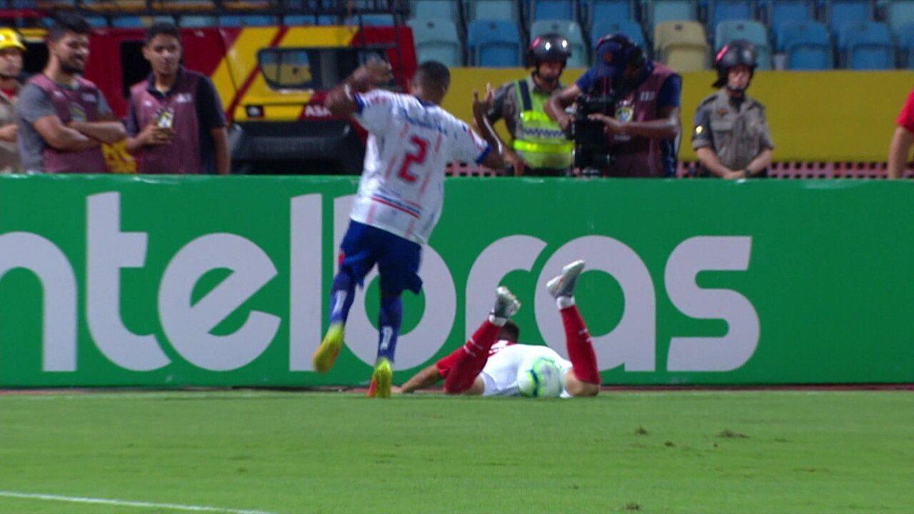 Melhores momentos: Vila Nova 2 x 0 Bragantino-PA pela Copa do Brasil