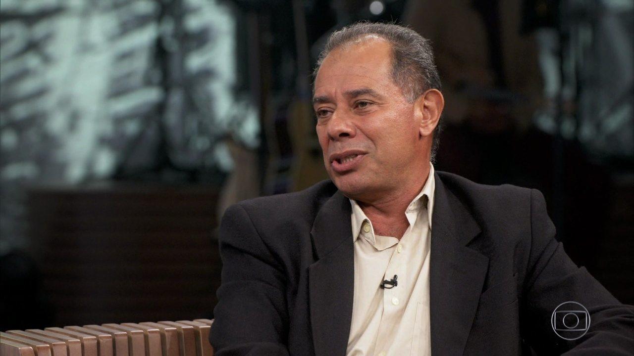 José Cláudio explica como funciona o domínio das milícias