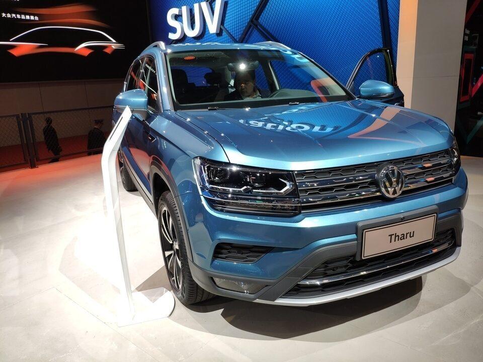 Salão de Xangai 2019: conheça o Volkswagen Tarek