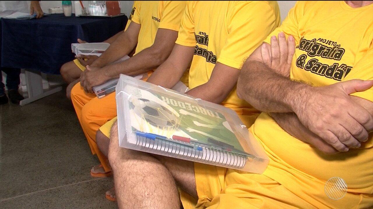 Detentos do Conjunto Penal de Itabuna recebem autorização para estudar em faculdade