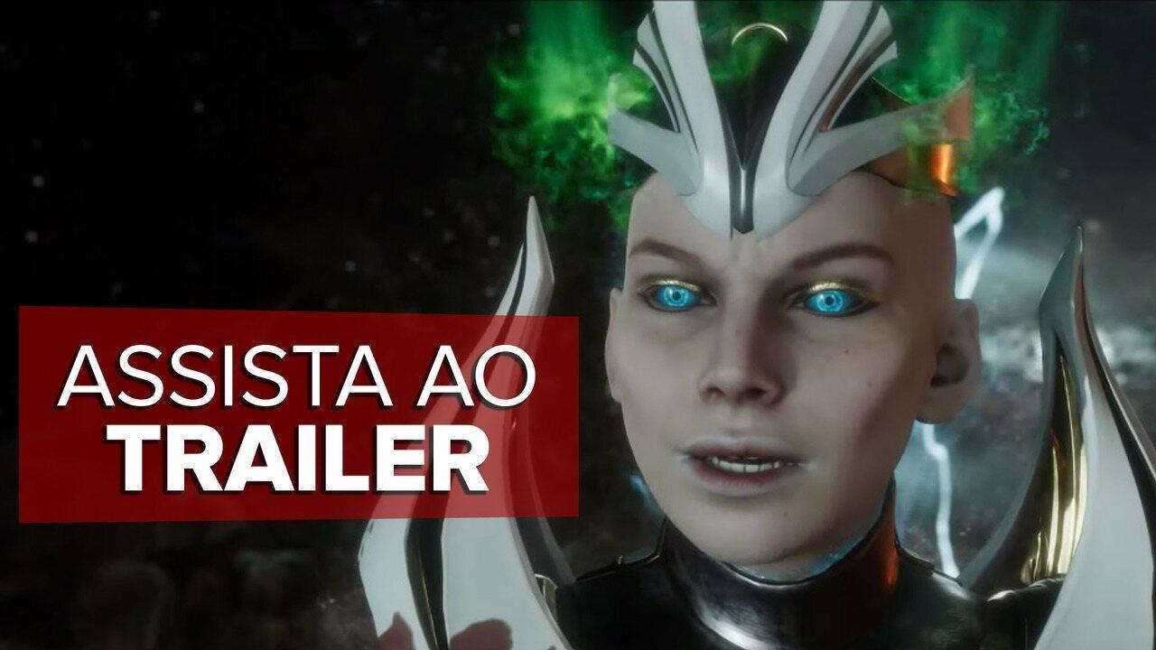 'Mortal Kombat 11': assista do trailer oficial